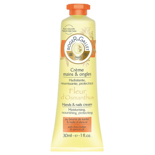 Roger & Gallet Hands and Nails Fleur d'Osmanthus Cream 30ml