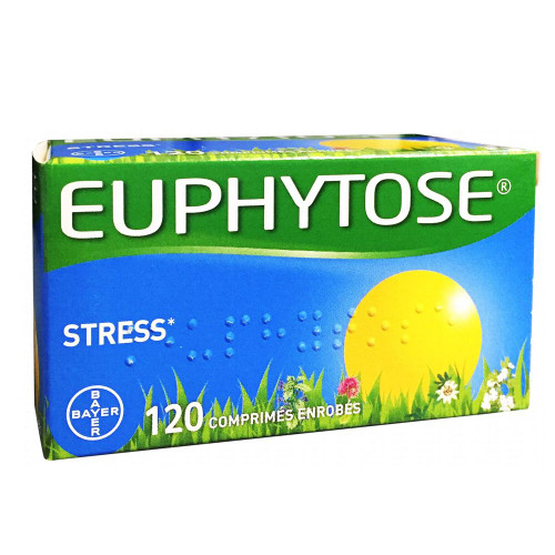 Euphytose Natural Supplement 120 caps