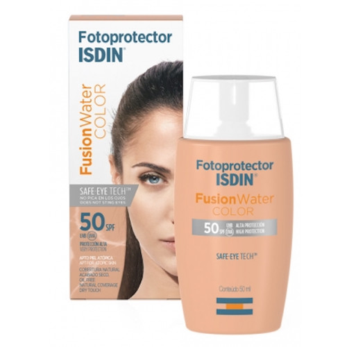 Isdin Fotoprotector Fusion Water Color SPF50+ 50 ml