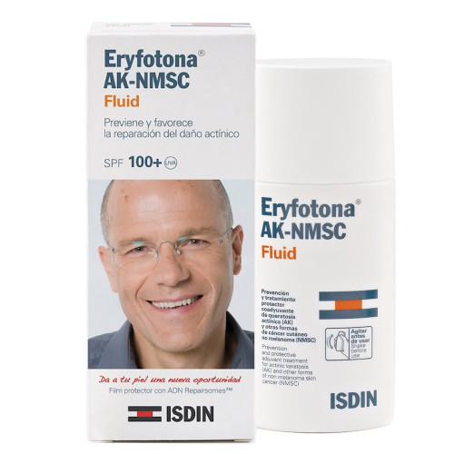 Isdin Eryfotona Ak-Nmsc Fluid SPF100+ 50ml