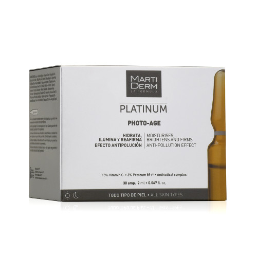 Martiderm Platinum Photo Age 30 ampoules