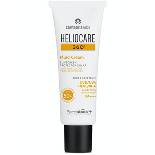 Heliocare 360 Fluid Cream SPF 50+ 50ml