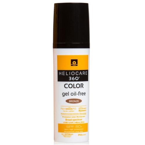 Heliocare 360 Color Gel Oil Free Bronze SPF50