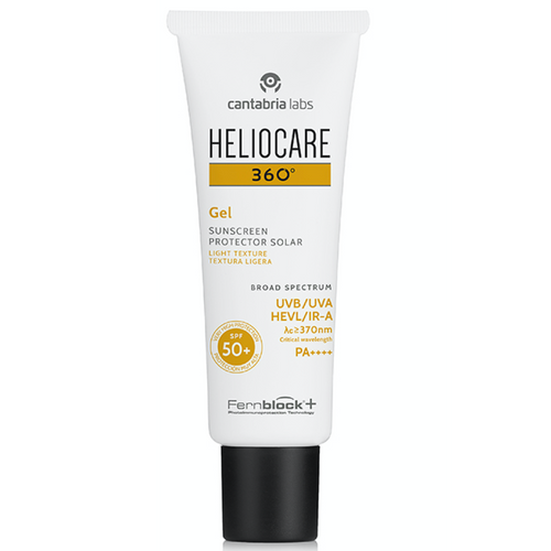 Heliocare 360 Gel SPF 50 50ml