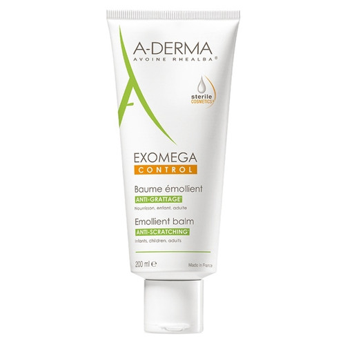 A-Derma Exomega Control Emollient Balm 200ml