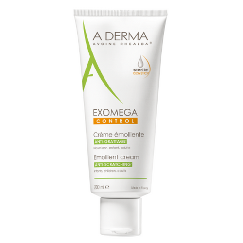 A-Derma Exomega Control Emollient Cream 200ml