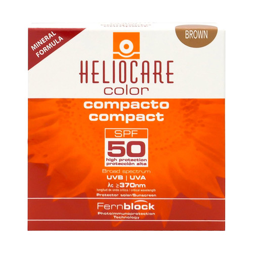 Heliocare Color Compact Brown SPF 50