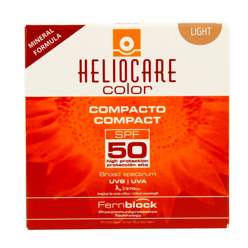 Heliocare Color Compact Light SPF 50