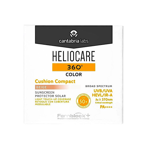Heliocare 360 Color Cushion Compact Beige SPF 50+