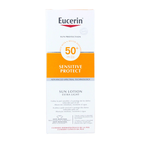 Eucerin Sun Lotion Extra Light Sensitive Protect SPF 50