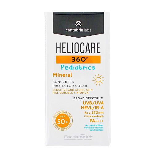 Heliocare 360 Pediatrics Mineral SPF50 50 ml