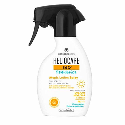 Heliocare 360 Pediatrics Atopic Lotion Spray SPF 50