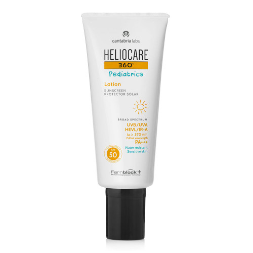 Heliocare 360 Pediatrics Lotion SPF 50