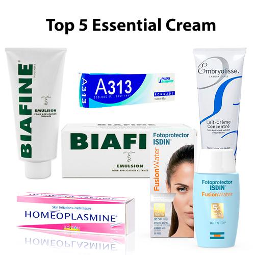 Top 5⭐ Essential Face Cream 5⭐
