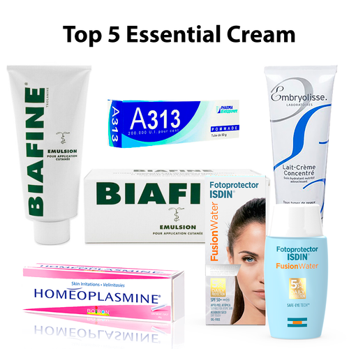 Top 5⭐ Essential Face Cream 5⭐