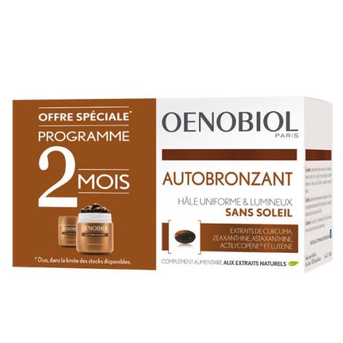 Oenobiol Self-Tanner 2 x 30 Capsules