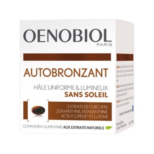 Oenobiol Self-Tanner 30 Capsules