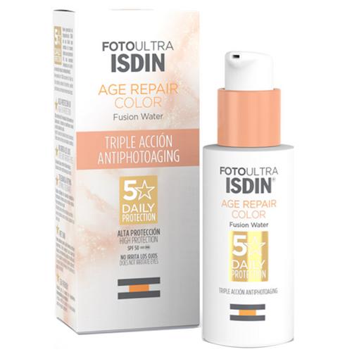 Isdin Foto Ultra Age Repair Color SPF 50+ 50ml