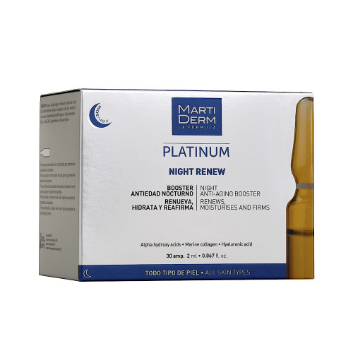 Martiderm Night Renew 30 ampoules