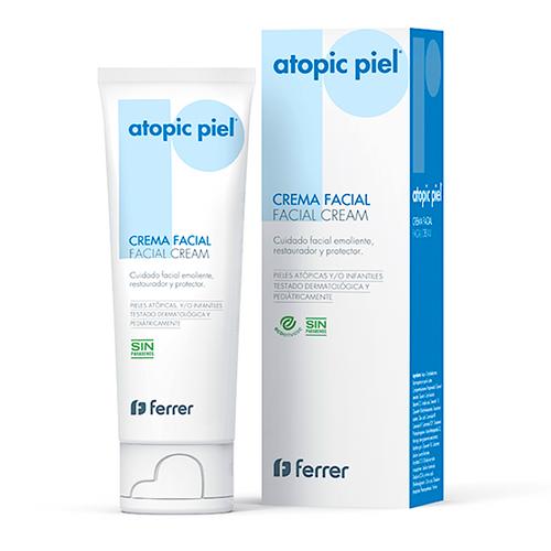 Repavar Atopic Piel Face Cream