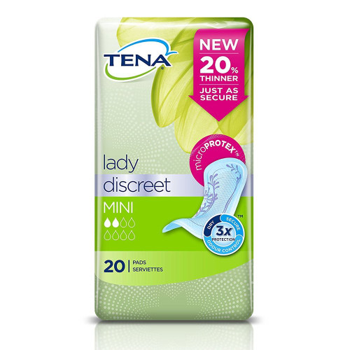 Tena Lady Discreet Mini 20 units