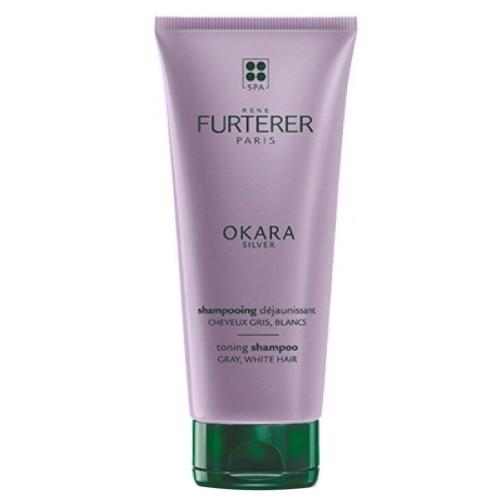 Rene Furterer Okara Silver Soft Shampoo 200ml