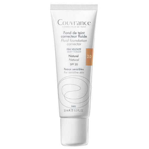Avène Couvrance Fluid Correcting Foundation Natural 2