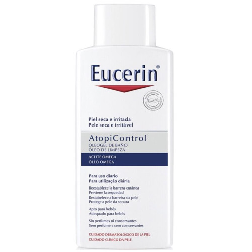 Eucerin AtopiControl Cleansing Oil 400ml