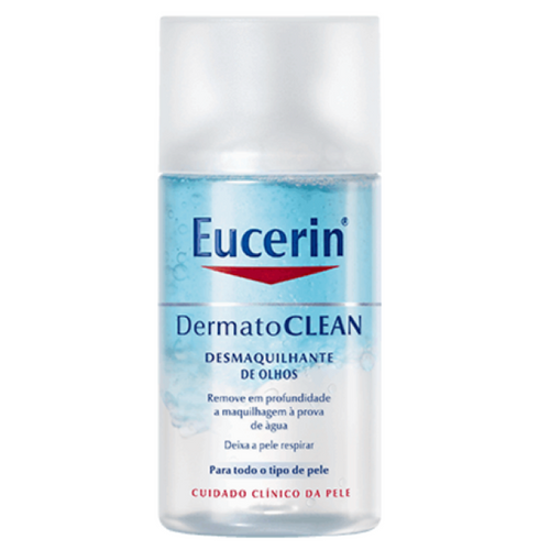Eucerin DermatoCLEAN Eye Make-Up Remover 125ml