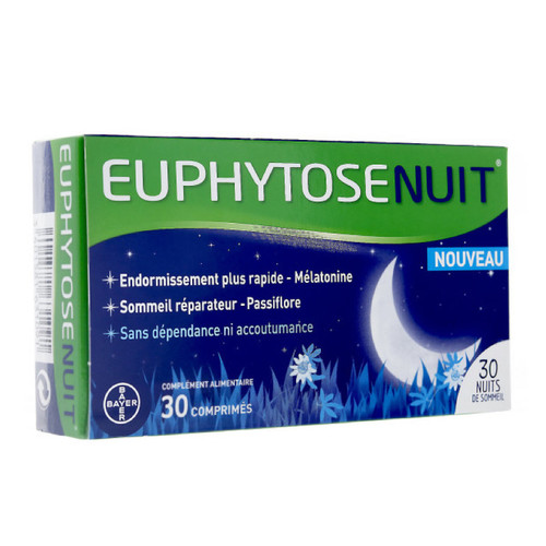 Euphytose Night 30 Tablets