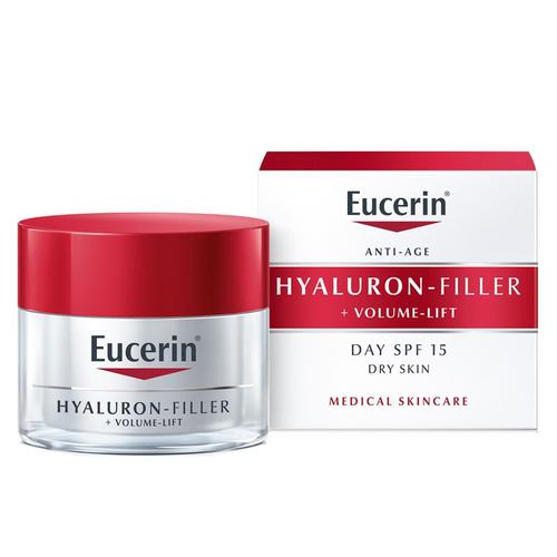Eucerin Hyaluron-Filler + Volume Lift Day dry skin 50ml