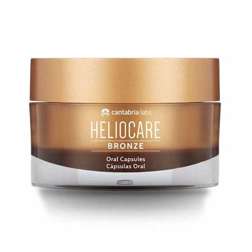 Heliocare Sun Bronze Sunscreen Oral Caps