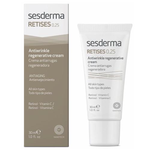 Sesderma Retises 0.25% AntiWrinkle Regenerative Cream 30ml