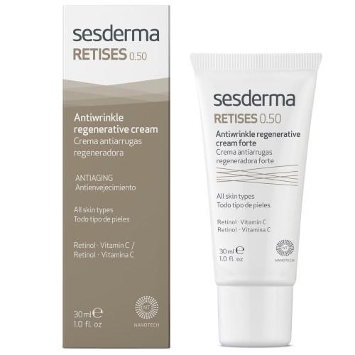 Sesderma Retises 0.50% AntiWrinkle Regenerative Cream 30ml
