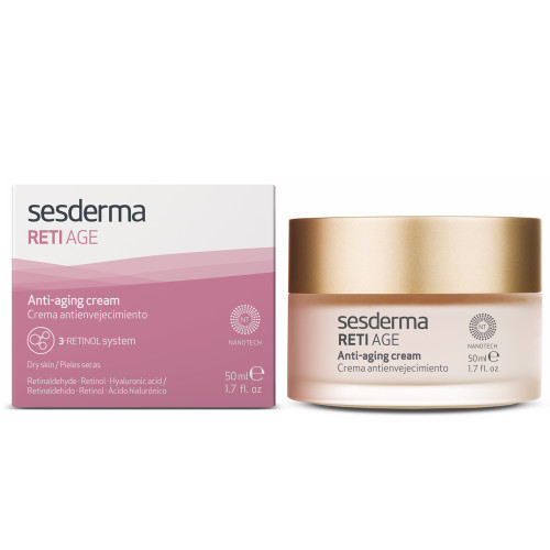 Sesderma RetiAge Anti-Aging Cream 50ml