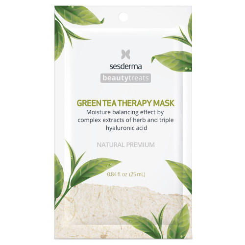 Sesderma Beauty Treats Green Tea Therapy Mask 25ml