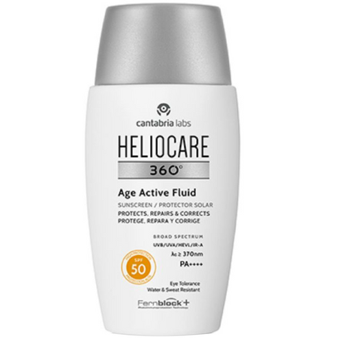 Heliocare 360º Age Active Fluid SPF50+ 50ml