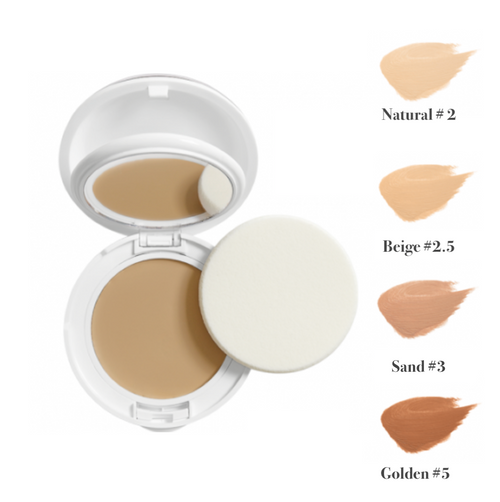Avène Couvrance Compact Oil-Free Sand #3 10g