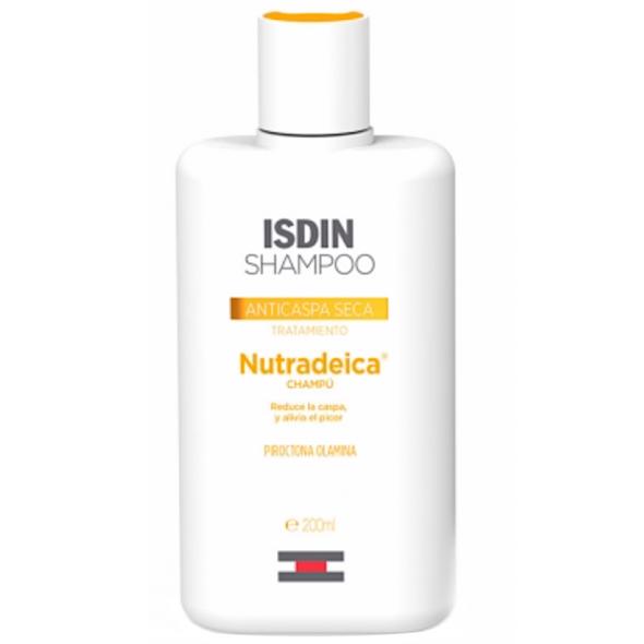 Isdin Nutradeica Dry Anti-Dandruff Shampoo 200ml