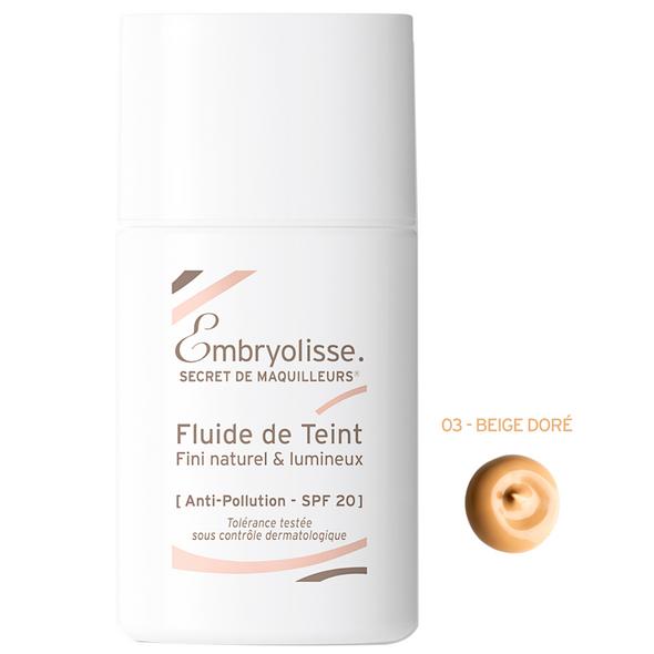Embryolisse Fluid Color 03 Beige Golden 30ml