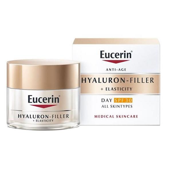 Eucerin Hyaluron Filler Elasticity Day Cream SPF30 50ml