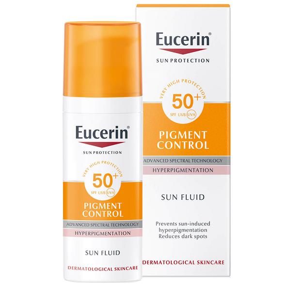 Eucerin Sun Fluid Pigment Control SPF50 + 50ml