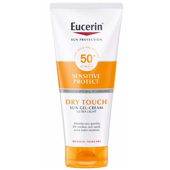 Eucerin Sun Gel-Cream Sensitive Protect Dry Touch SPF50 + 200ml