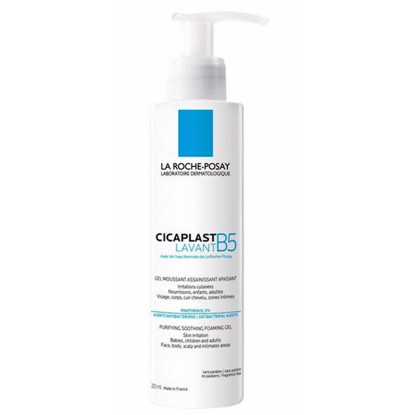 La Roche Posay Cicaplast Gel Foam B5 200ml