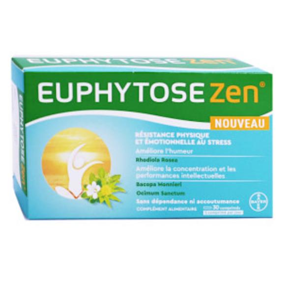 Euphytose Zen 30 tablets
