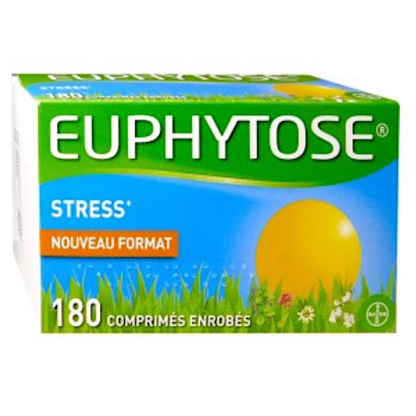 Euphytose Natural Supplement 180 caps