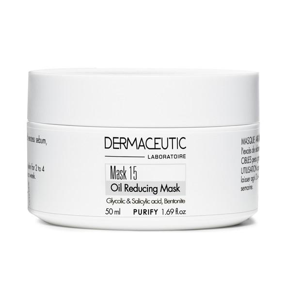 Dermaceutic Mask 15 Oil Reducing 50ml