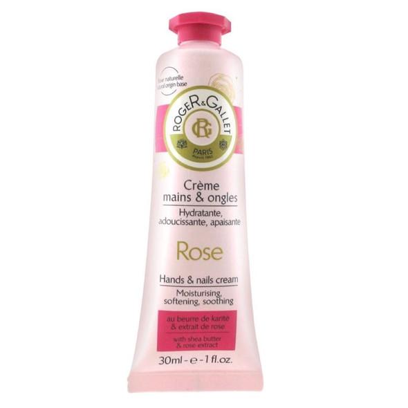 Roger & Gallet Rose Hand & Nail Cream 30ml