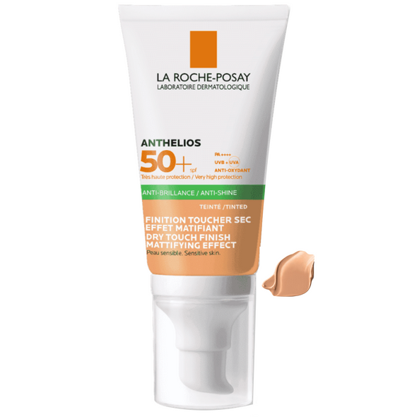 La Roche Posay Anthelios XL Tinted Dry Touch SPF 50+ 50ml