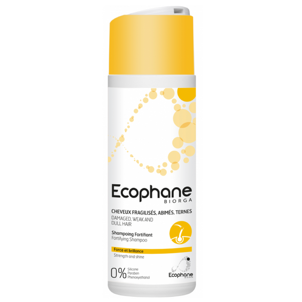Ecophane Biorga Ultra Soft Fortifying damaged hair Shampoo 200ml